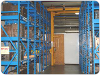 Secure, Inventory and Climate Controlled Storage